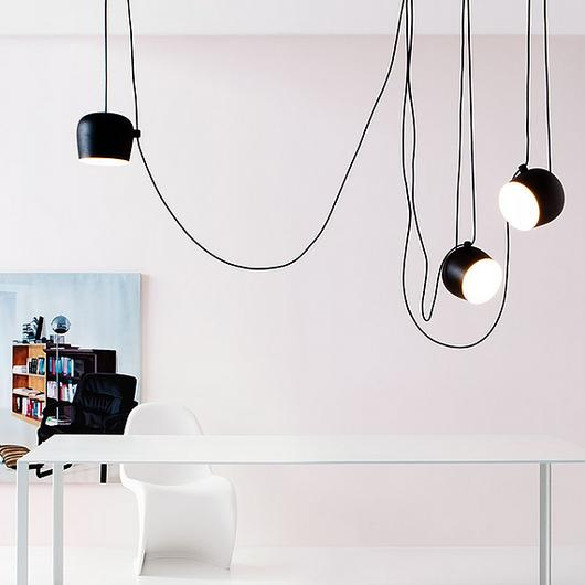 Lámparas Diseñadores Ronan & Erwan Bourroullec