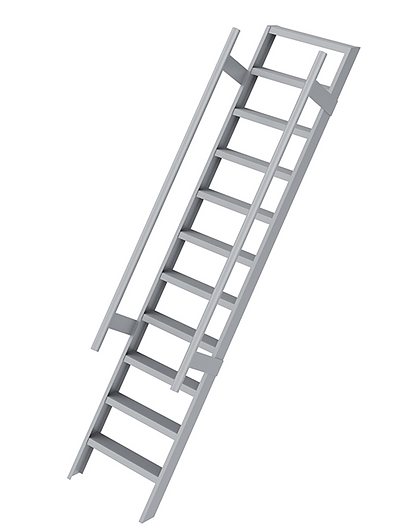 Gorter Hatches | Fixed Ladders