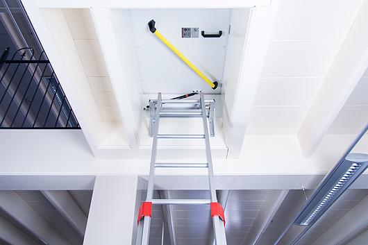 Gorter Hatches | Hook-on Ladder