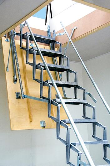 Gorter Hatches | Scissor Stairs