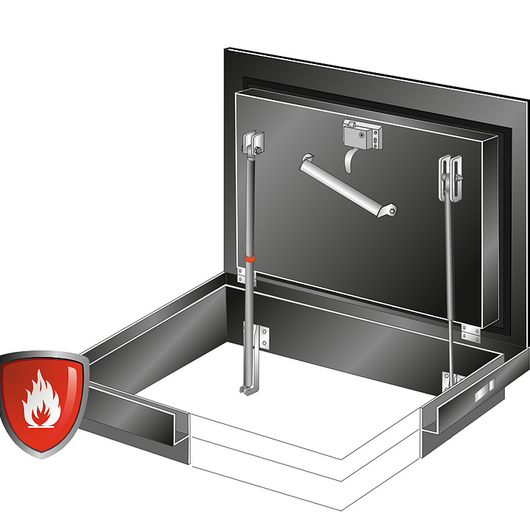 Floor Door - Fire Rated / Gorter Hatches