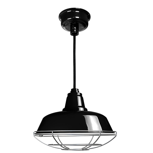 Customizable Goodyear Indoor LED Barn Pendant Light