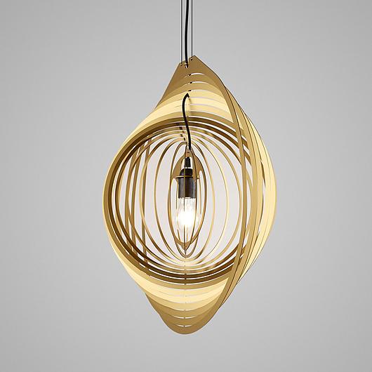 Luminaria Reflectante Suspendida | SOIREE
