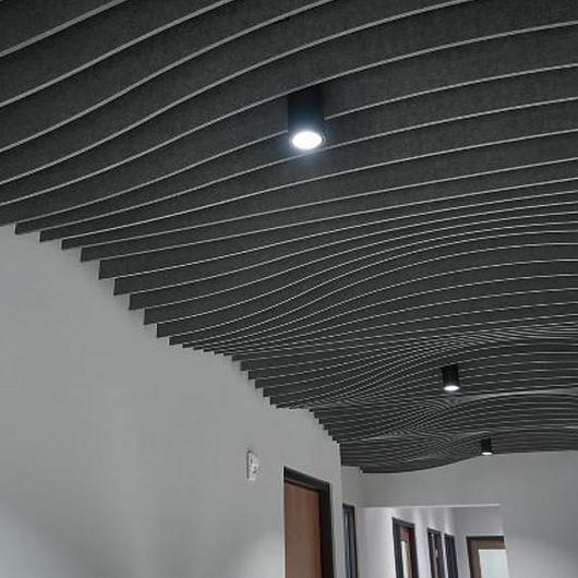 Feltworks Blades Plafones Acústicos de fieltro / Armstrong Ceilings