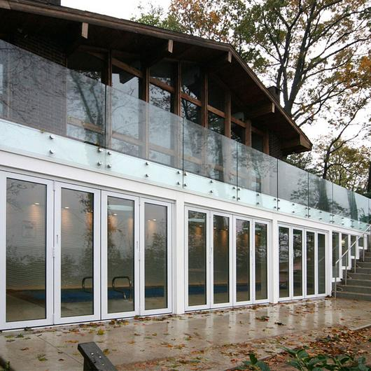 Standoffs - PointFix Glass Railing System