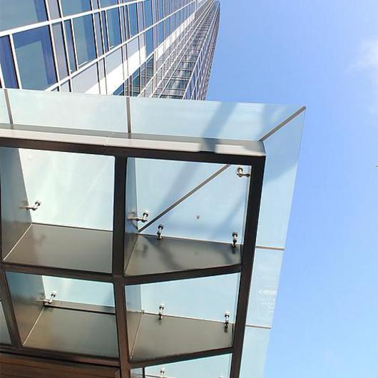 Glass Canopy Brackets