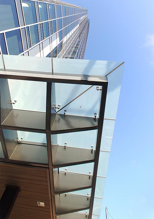 Glass Canopy Brackets