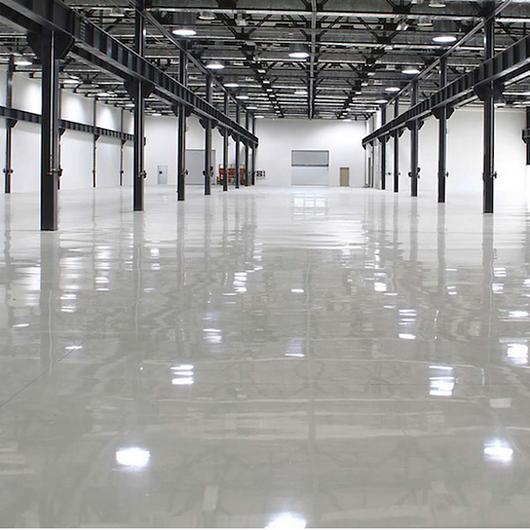 Recubrimiento líquido para pisos