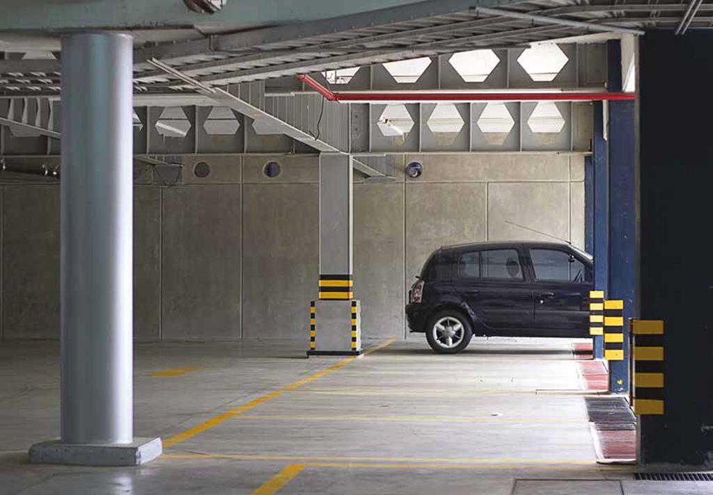 Impermeabilización líquida para estacionamientos