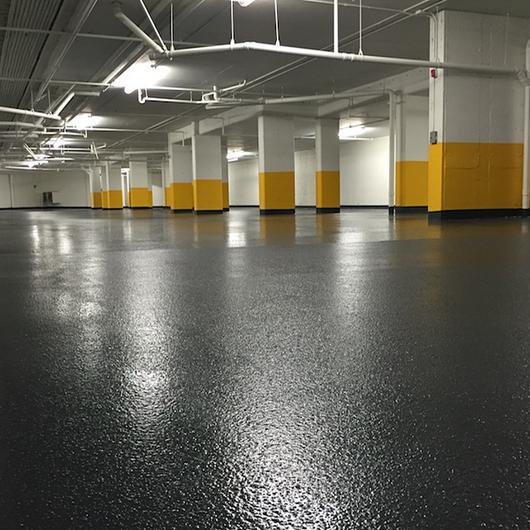 Soluciones líquidas para estacionamientos, terrazas y explanadas