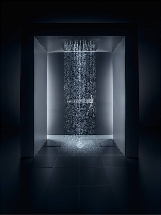 Showers - AXOR ShowerCollection by Philippe Starck