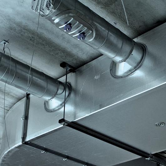 Sistema de panel para ductos Kingspan Pipal