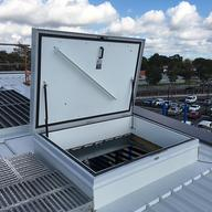 Roof Hatch - RHT Aluminium