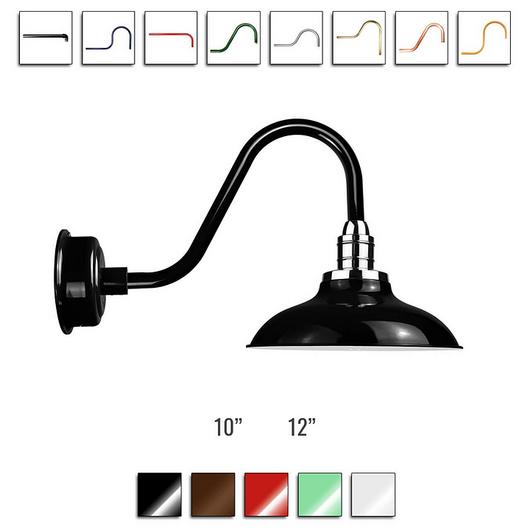 Lighting - Peony LED Barn Light