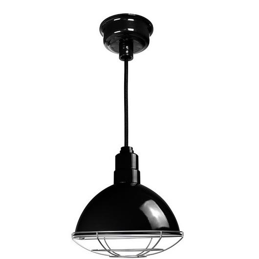 Lighting - Blackspot Barn Pendant Light / Cocoweb