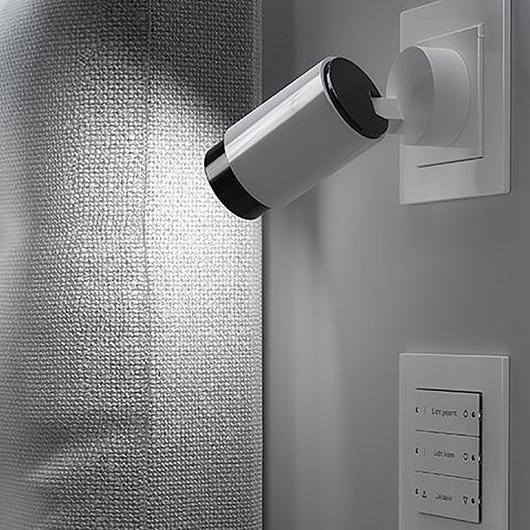 Light Socket Outlet - Plug & Light / GIRA