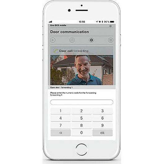 Mobile Door Communication - DCS Mobile