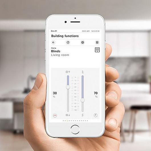 Home Automation - Gira X1  and Alexa Voice Control