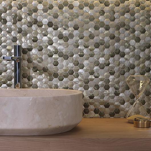 Encimeras de baño L'Antic Colonial / Porcelanosa Grupo