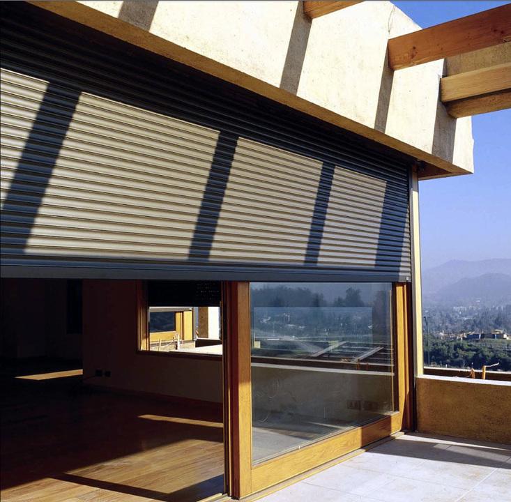 persianas exteriores de flexalum