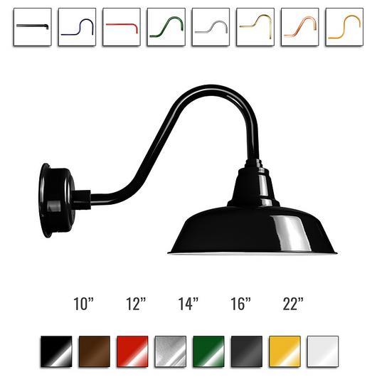 Lighting - Goodyear LED Barn Light