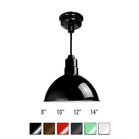 Lighting - Blackspot Barn Pendant Light