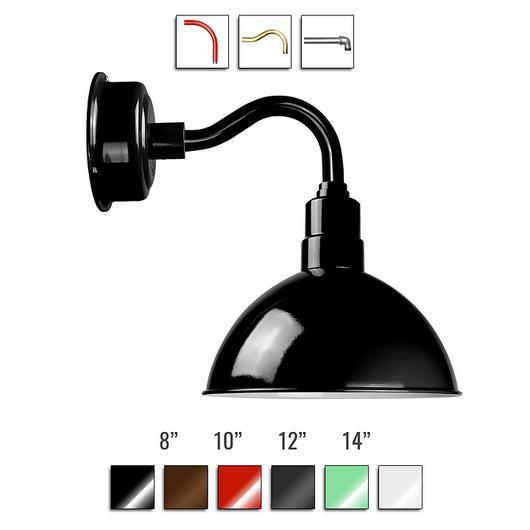 Lighting - Blackspot Wall Sconce