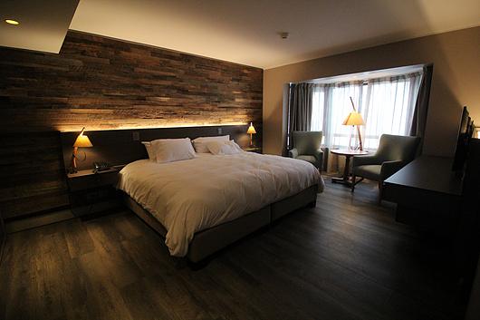 Remodelación Hotel Termas de Chillán   Habitaciones
