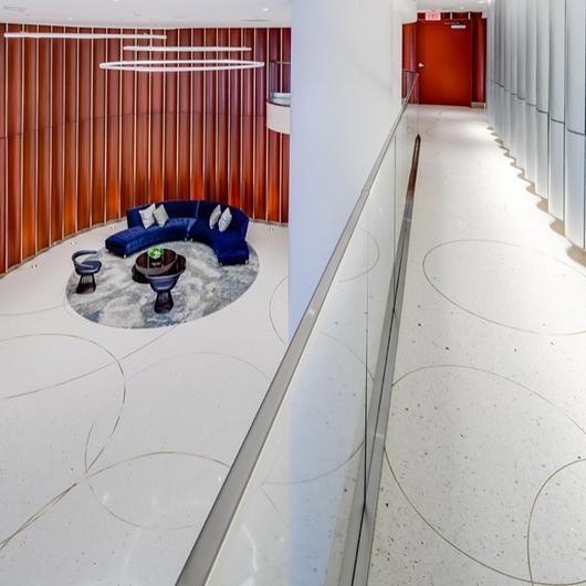 Terrazzo in Pacific Gate / Terrazzo & Marble