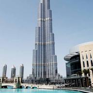 Agorex Pro-line en edificio Burj Khalifa, Dubai