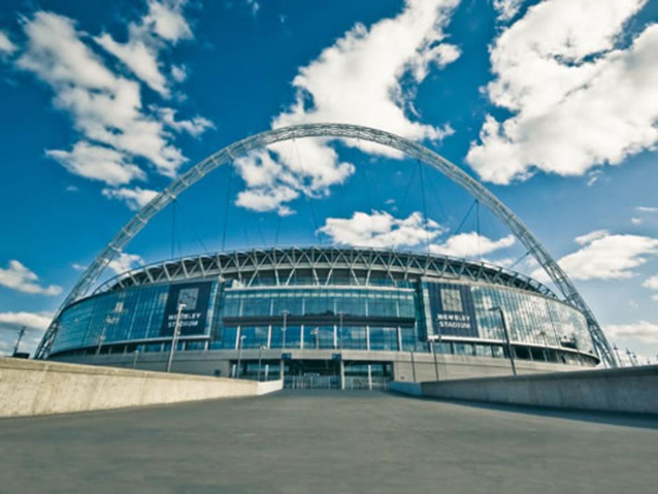 Agorex Pro-line en Estadio de Wembley