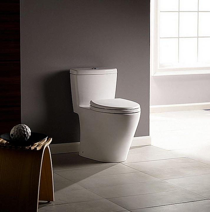 WC Tanque expuesto