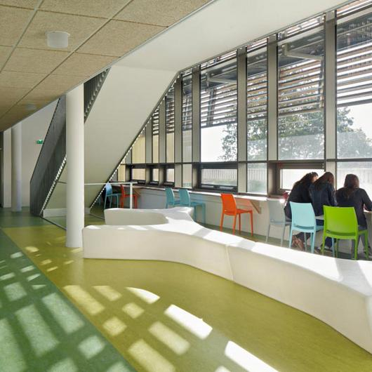 Linoleum Flooring - Acoustic / Forbo Flooring Systems