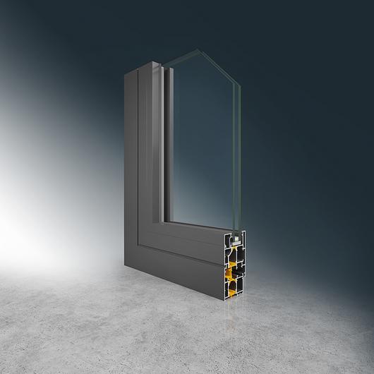 Ventanas y puertas con RPT  300 P 60 - Eternity