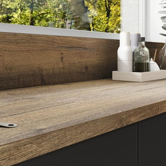Feelwood Worktops With Edging / EGGER