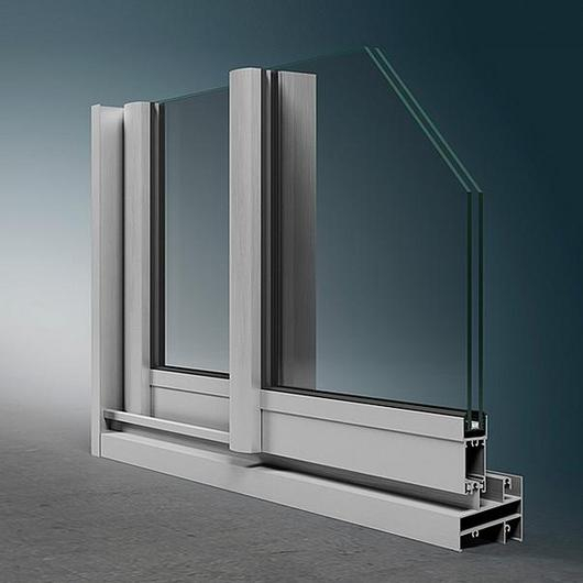 Ventana de Aluminio - Línea Altech - Serie A25