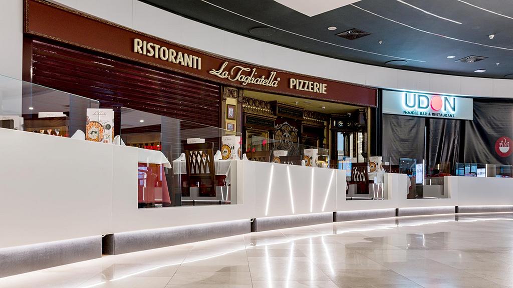 KRION - En centros comerciales