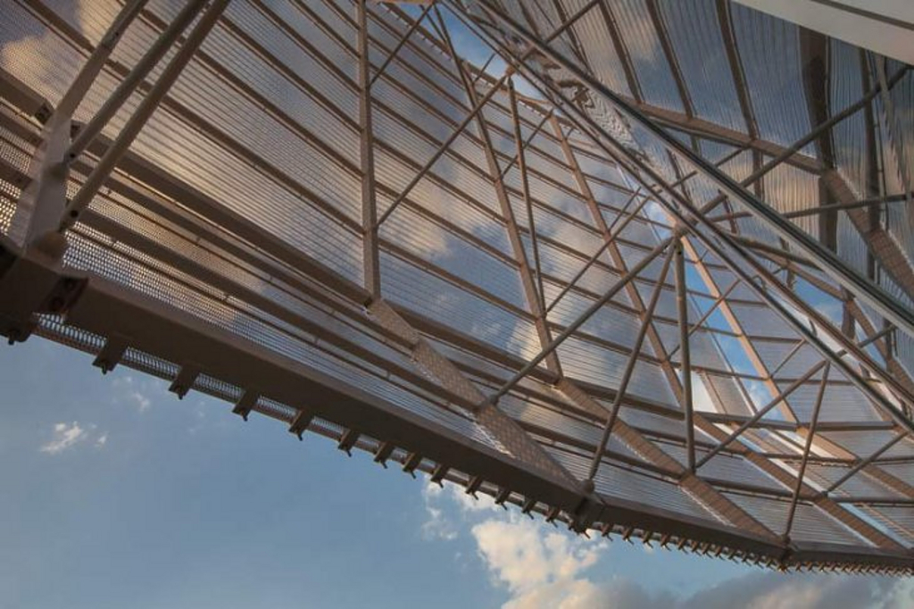 Metal Fabric Architectural Applications