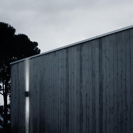 Lámparas exteriores de techo y pared