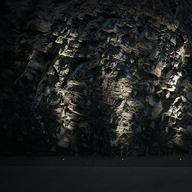 Luminarias exteriores de tierra