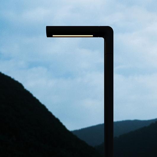 Luminarias exteriores Bollard / Flos