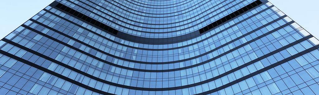 Vidrio para fachadas