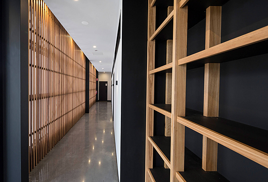 Sculptform | Lot 100 Cellar Door | Click-on Battens