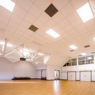 Translucent Building Elements in Downton Primary School