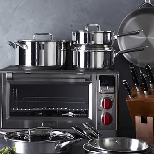 Electrodomésticos y accesorios de cocina gourmet / VALVO