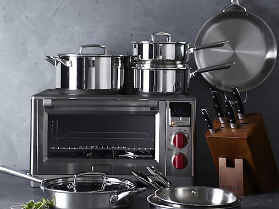 Electrodomésticos y accesorios de cocina gourmet