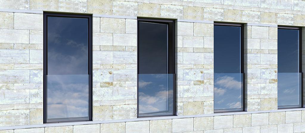 Sistema de barandilla - Strugal Invisible Glass Line