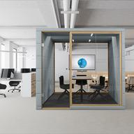 Independent Workspace - MICROOFFICE QUADRIO with AV Technology