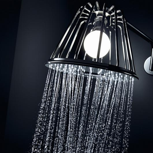 Showers - AXOR LampShower by Nendo / AXOR