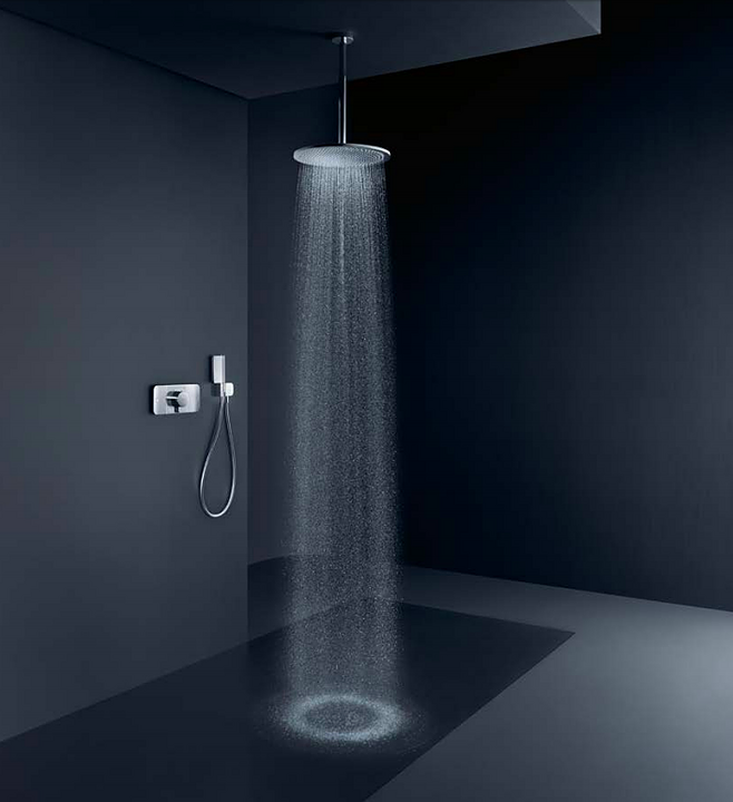 Showers - AXOR One by Barber & Osgerby